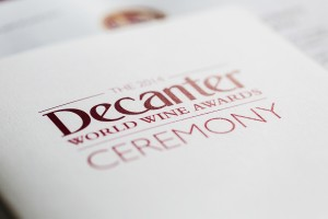 Decanter World Wine Awards 2014 - Recette vin Jurançon