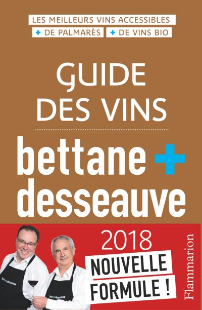 Guide Bettane + Desseauve 2018
