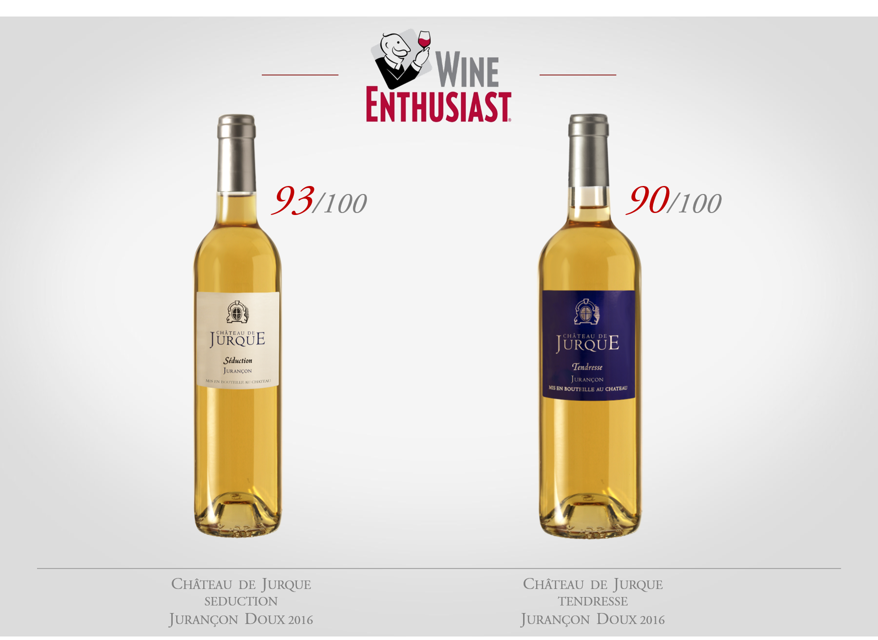 Wine Enthusiast 2018 - Jurque
